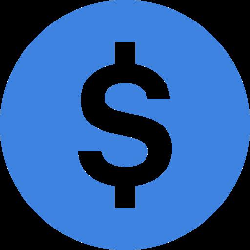 ico-commerce-dollar-blue