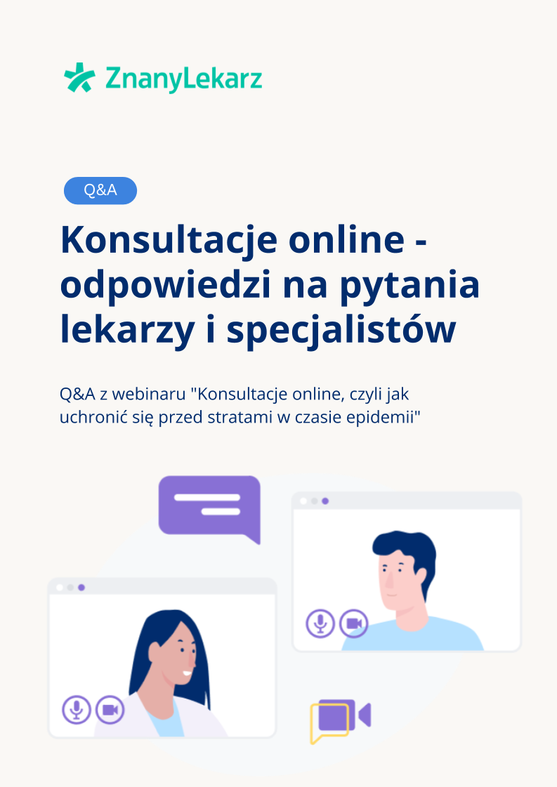 Q&A webinar konsultacje online