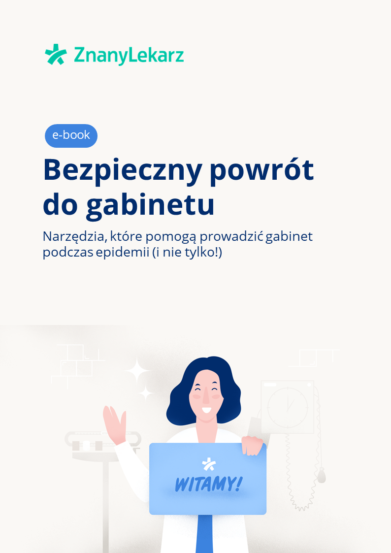 ebook - Bezpieczny powrót do gabinetu