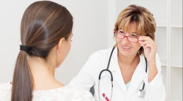 dobra relacja lekarz-pacjent