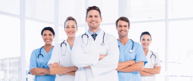 Utrzymaj lekarzy
