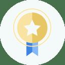 badge circle2