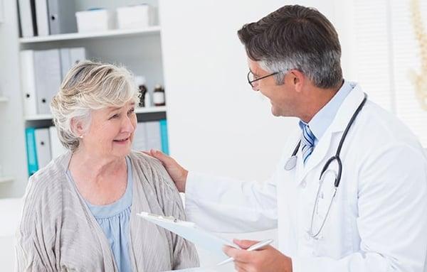 Pierwsza rozmowa z pacjentem