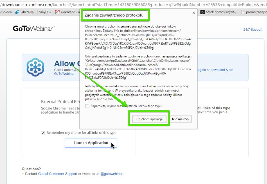 Chrome_komunikat